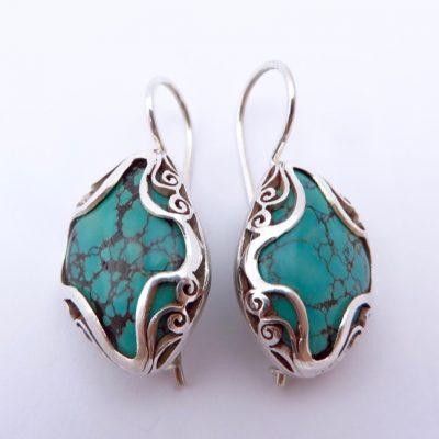 E001turq1-400x400 Earrings